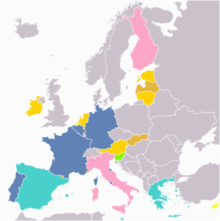 Where is Luxembourg Located On A Map Of Europe 2 Euro Gedenkmunzen Wikipedia