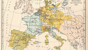 18 Century Europe Map atlas Of European History Wikimedia Commons