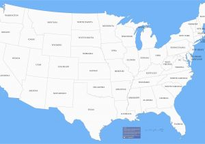 A Map Of Arizona State United States Map with State Names Free Printable Valid United