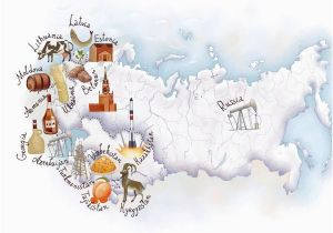 A Map Of Eastern Europe Eastern Europe Map by Oksana Grivina Maps Eastern Europe