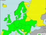 A Map Of Europe Countries Datei Carychium Tridentatum Presence In European Countries