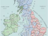 A4 Map Of England Anglo Saxon Invasion Of the British isles Anglofile Map Of