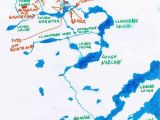 A4 Map Of Ireland and Rings Ring Cong Ireland Map Of Kerry Trip Pinterest S
