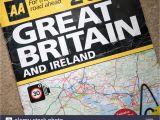 Aa Road Maps Ireland Ireland Map Stock Photos Ireland Map Stock Images Alamy