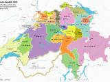 Aaa Map Of California Helvetian Republic 1802 Aaa Pinterest Map Switzerland Und History