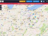 Aep Ohio Outage Map Columbus Ohio Power Outage Map Secretmuseum