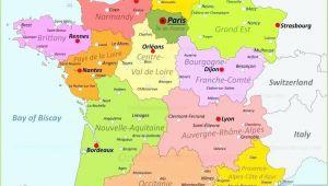 Agen France Map Printable Map Of France Tatsachen Info