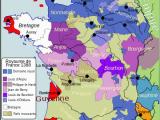 Agincourt France Map Hundred Years War Wikiwand