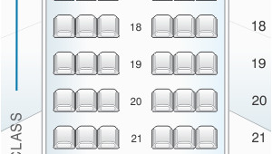 Air Canada 319 Seat Map Seat Map Air Canada Airbus A319 100 Seatmaestro