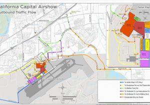 Air force Base California Map Directions Parking California Capital Airshow