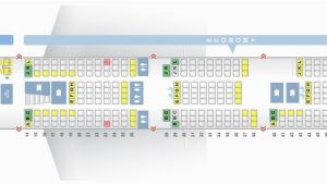 Air France 747 Seat Map 747 Seat Map 98 Images In Collection Page 1