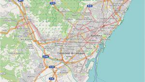 Airport In Barcelona Spain Map Flughafen Barcelona El Prat Bcn A Transfer Innenstadt 2018