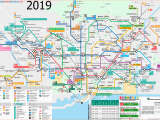 Airport In Barcelona Spain Map Metro Map Of Barcelona 2019 the Best