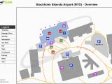 Airport Map Of Italy Stockholm Nykoping Stockholm Skavsta Nyo Airport Terminal Map