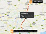 Airports In London England Map Stansted to London Airport Transfers From Just A 2 Easybus