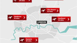Airports In London England On Map London Airports Map Airport Visitlondon Com