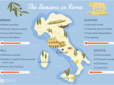 Airports In Rome Italy Map the Best Time to Visit Rome