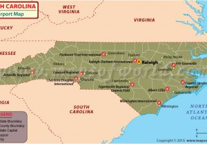 Airports north Carolina Map Map Of Airports In Usa and Canada International Airports Map Us Us
