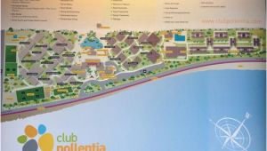 Alcudia Spain Map Map Of Resort Bild Von Portblue Club Pollentia Resort Spa