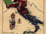 Alessio Italy Map 07 Illustrative Portraits Of Political Geography In Europe Italy