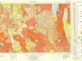 Alturas California Map Amazon Com Mining Map Alturas California Sheet Ca Mines 1956