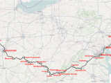 Amtrak New England Map Cardinal Amtrak Guide