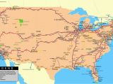 Amtrak Route Map southern California Amtrak Station Map Eastern Us Amtrak Map Inspirational Amtrack Map