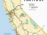 Amtrak Stations In California Map California Amtrak Route Map Www Bilderbeste Com