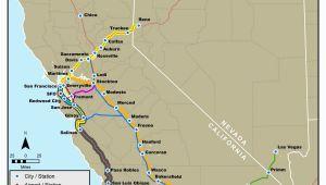 Amtrak Train Map California California Amtrak Route Map Www Bilderbeste Com