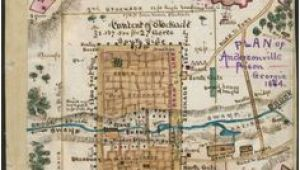 Andersonville Georgia Map 485 Best andersonville Prison Images andersonville Prison Civil