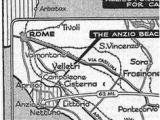 Anzio Italy Map 24 Best Anzio Landing Images Landing Italy Battle