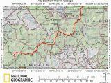 Appalachian Trail In Georgia Map Appalachian Trail Georgia Map Elegant Us Map Appalachian Mountains