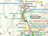 Appalachian Trail Map north Carolina Appalachian Trail Georgia Map Unique 43 Beautiful Appalachian Trail