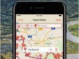 Apple Store California Map Scenic Motorrad touring Im App Store
