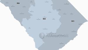 Area Code Map north Carolina south Carolina area Codes Map List and Phone Lookup