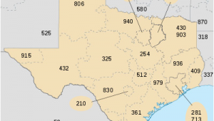 Area Codes Texas Map List Of Texas area Codes Wikipedia