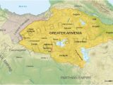 Armenia Europe Map New Discoveries In Armenian Highland Armenian Maps Map