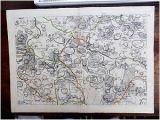 Ashford Ireland Map Details About 1769 Kent andrews Dury Herbert Antique Map original ashford Tenterden Benenden