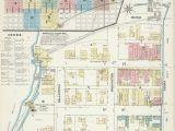Ashland oregon Street Map Sanborn Maps oregon Library Of Congress