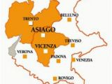 Asiago Italy Map 47 Best asiago Images