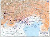 Asiago Italy Map Battle Of Vittorio Veneto Wikipedia