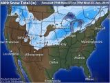 Atlanta Georgia Weather Map Intellicast 48 Hour Snow forecast In United States