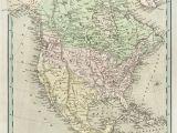 Aubrey Texas Map the Antiquarium Antique Print Map Gallery Thomas Bradford
