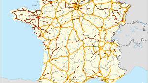 Autoroute Map Of France Autoroutes Of France Revolvy