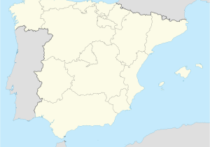 Avila Spain Map A Vila Spain Wikipedia