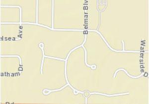 Avon Lake Ohio Map Usps Coma Location Details