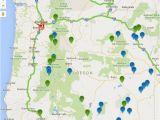 Baker County oregon Map Blue Mountains oregon Map Secretmuseum