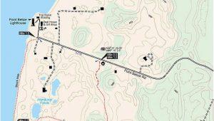 Baldwin Michigan Map Zetterberg Preserve at Point Betsie