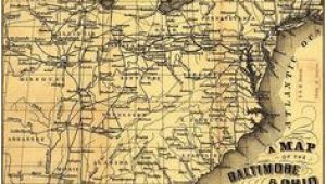 Baltimore and Ohio Railroad Map 457 Best Trains B O Images Baltimore Ohio Railroad Baltimore