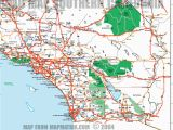 Banning California Map Map Of southern California Luxury the Continental United States Map